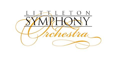 Littleton Symphony Orchestra at Hudson Gardens tickets
