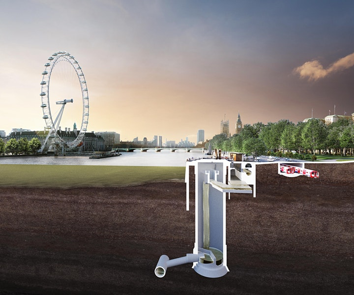 Hawkins \ Brown - Thames Infrastructure image
