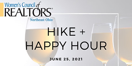 WCR NEO Hiking + Happy Hour Social tickets