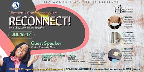 Reconnect! Women's Conference tickets