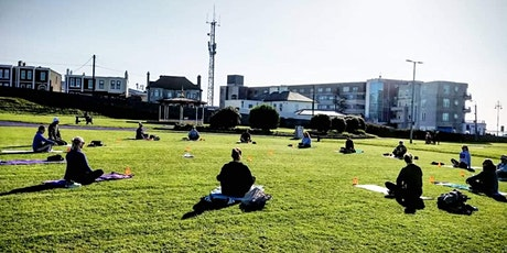OUTDOOR Yoga WEDNESDAY 6.15 PM * SALTHILL Park tickets