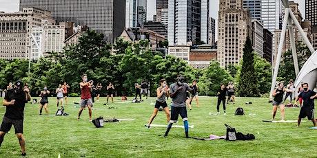 #SweatworkingWeek: Free Mvmt Shop  + field games at Fleet Fields tickets