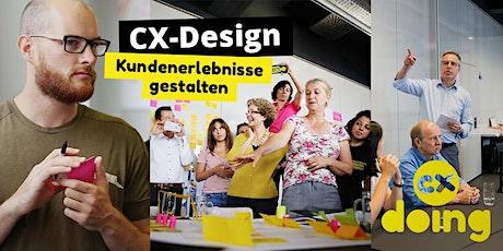 CX-Design: Customer Experience meets Service Design Tickets