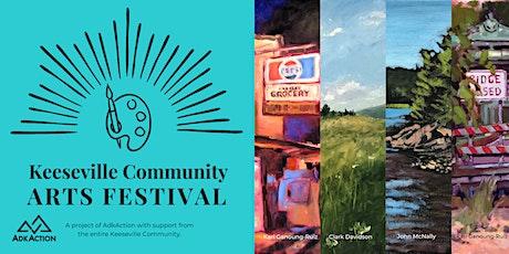 Keeseville Community Arts Festival tickets