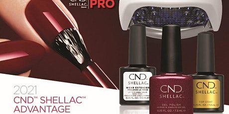 CND SHELLAC RECERTIFICATION EDUCATION tickets