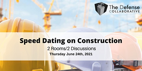 Speed Dating on Construction tickets