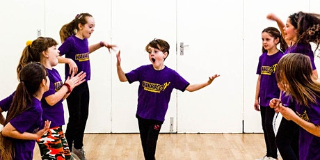 SUMMER HOLIDAY Street Dance Day WORTHING (ages 4-7 and 8+) tickets