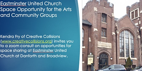 Eastminster United Church Community Space Sharing Consultation tickets
