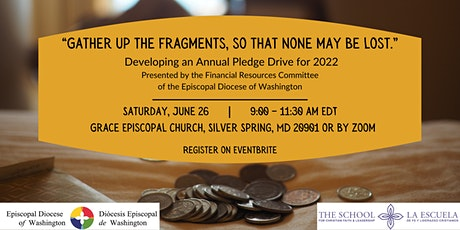 Financial Resources Committee Workshop: Developing an Annual Pledge Drive tickets