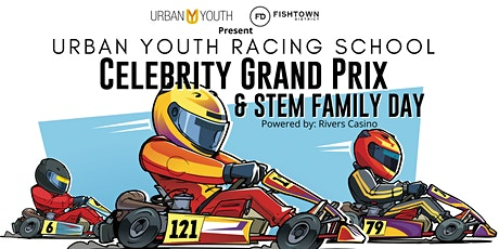 Urban Youth Racing School Celebrity Grand Prix Presented By Rivers Casino tickets