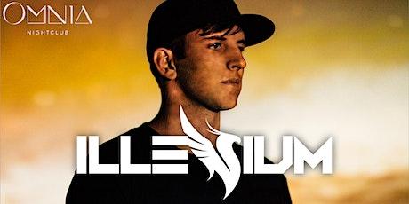 ILLENIUM  at OMNIA Nightclub - JULY 4 - FREE Guest tickets