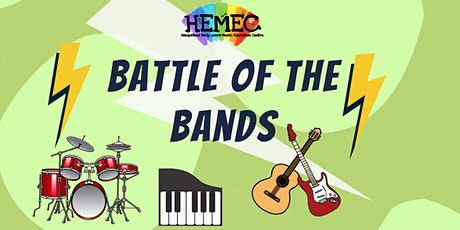 Battle Of The Bands Music Camp HEMEC tickets