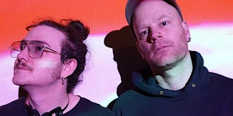 80ger Electrobeats mit Jonas Heyn und Uwe Marx (Pleasure Victim)//Open Air Tickets