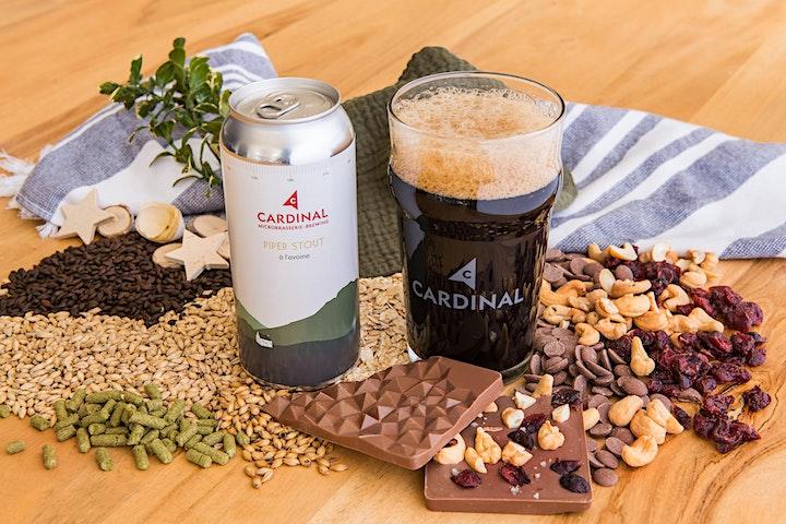 Virtual Beer and Chocolate Tasting image