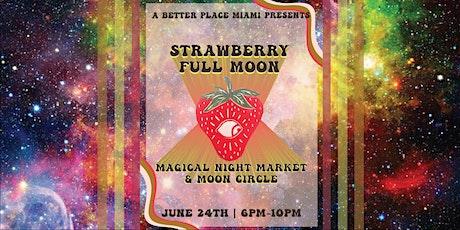 Magical Night Market & Full Moon Circle tickets