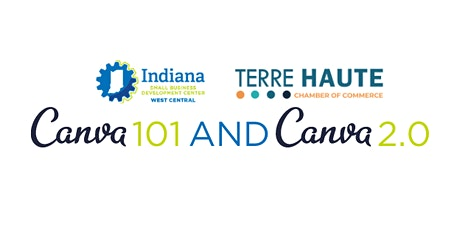 Canva 101 and Canva 2.0 tickets