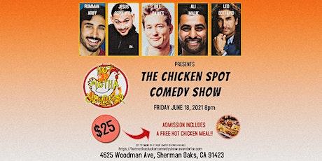 Hot Motha Clucker Comedy Show tickets