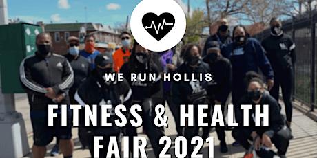 We Run Hollis Fitness & Health Fair 2021 tickets