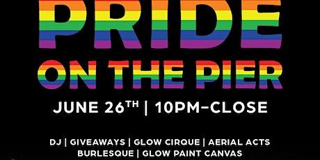 SATURDAY 6/26: PRIDE ON THE PIER @ WATERMARK AFTER DARK - PIER 15 NYC! tickets