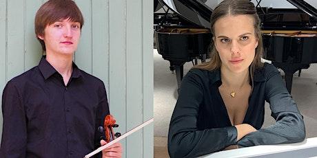 Jugendkonzert  Viviana Baudis &  Ludwig Wladimir Dorner Tickets