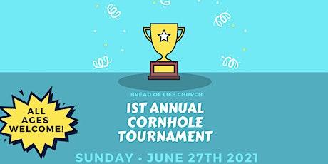 Community Cornhole Tournament tickets