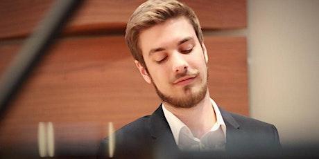 Klavierkonzert mit Dominic Chamot Tickets