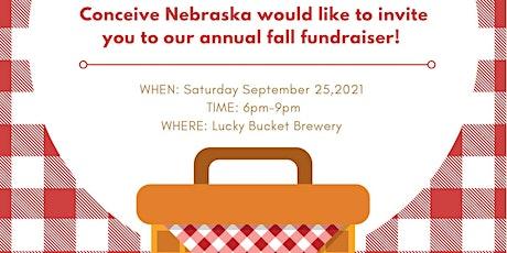 Conceive Nebraska Fall Fundraiser tickets