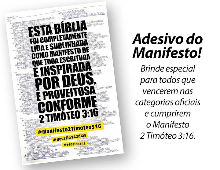 Imagem do evento A BÍBLIA TODA de julho a dezembro na 6ª temporada do #desafio142dias