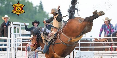 Sundre Pro Rodeo - 6:30PM - Saturday EVENING August 7th, 2021 tickets