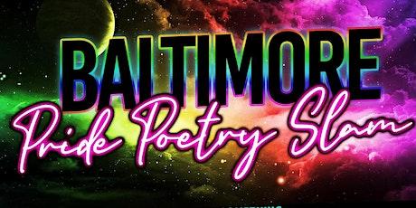 Baltimore PRIDE Poetry Slam Tickets