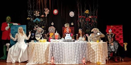 Mais de 50% de desconto: Chá da Alice no Teatro  Corinthians ingressos