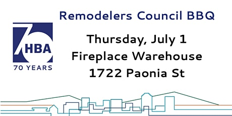 Remodeler's Council BBQ tickets