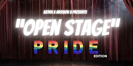 Open Stage Showcase tickets