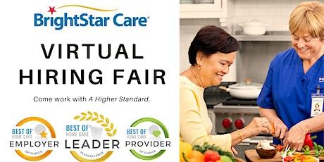 Zoom Caregiver, CNA, and Nurse Hiring Fair tickets