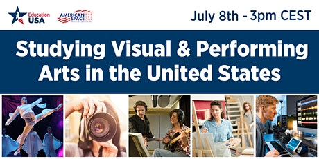 Studying Visual and Performing Arts in the United States entradas