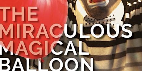 The Miraculous Magical Balloon at the Arlington County Fair tickets
