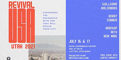 Revival USA - Utah (Bilingual Event) tickets