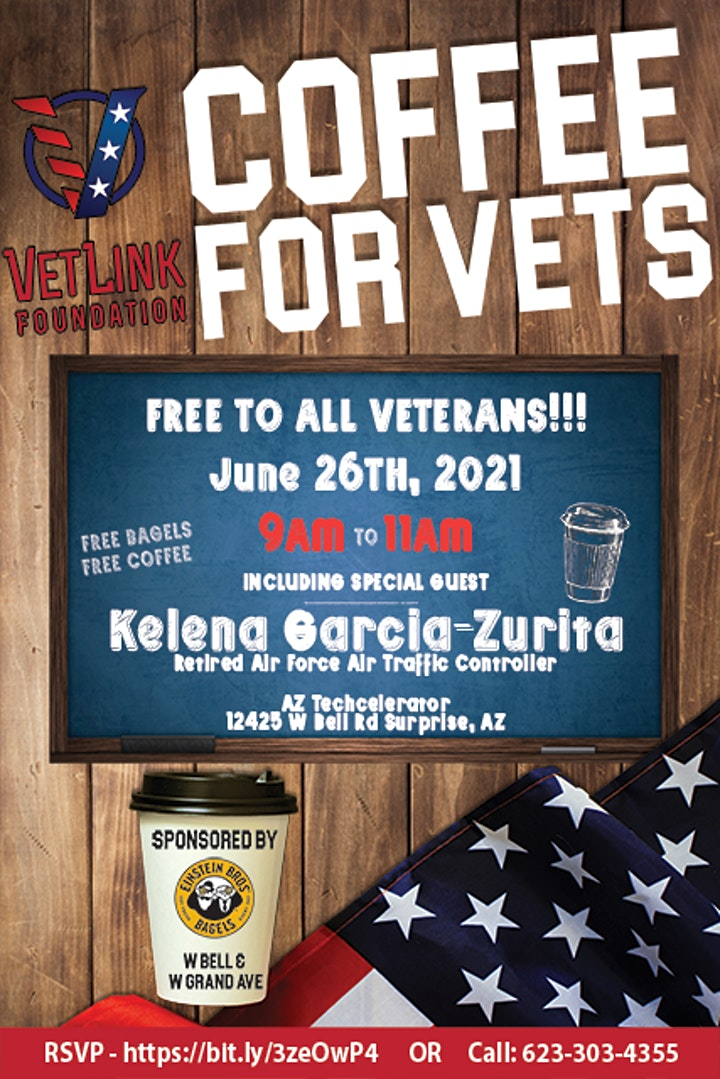Coffee for Vets image
