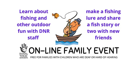 MNHV Family Event: Fish, Frogs & Forts tickets