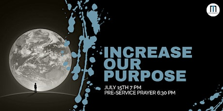 YA Monthly Celebration - Increase our Purpose tickets