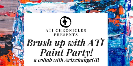 ATI Chronicles Presents: Brush Up with ATI Virtual Painting Workshop tickets