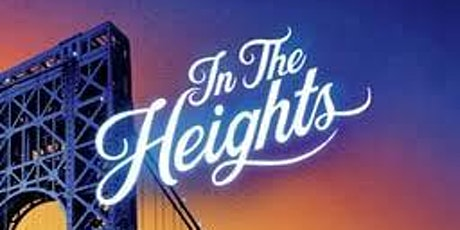 Fundraising night to watch the movie - IN THE HEIGHTS tickets