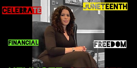 SOS Juneteenth Financial Freedom Networking Event tickets
