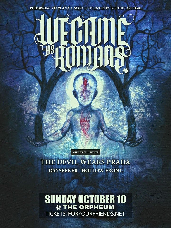 We Came As Romans @ The Orpheum image
