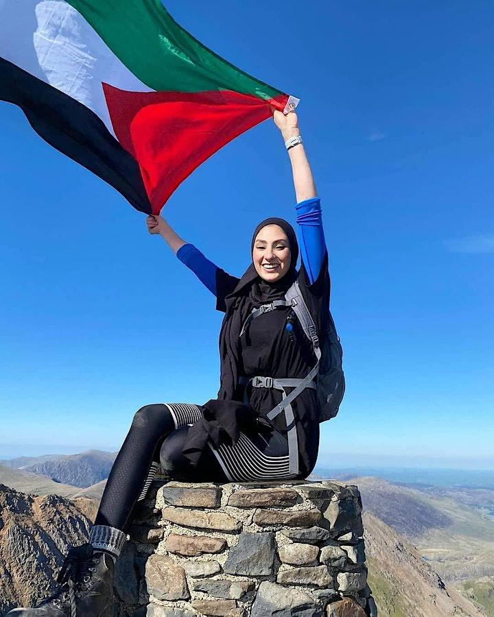 Muslim Hikers: Mount Snowdon image