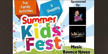 Summer fest pop up shop (vendors needed) tickets