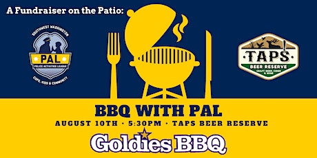 BBQ for PAL tickets