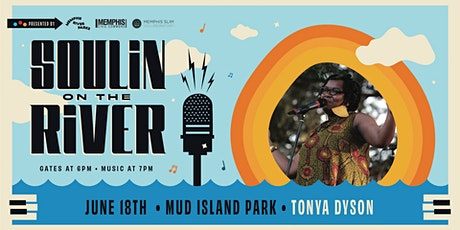 Soulin' on the River ft Tonya Dyson tickets