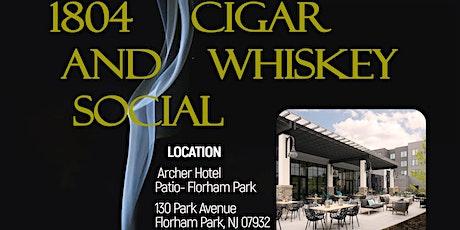 1804 Cigar & Whiskey Social tickets