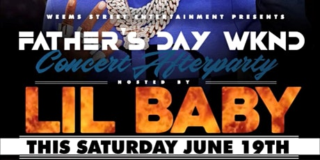 The Official Afterparty For The Lil Baby&Friends Concert Hosted By Lil Baby tickets